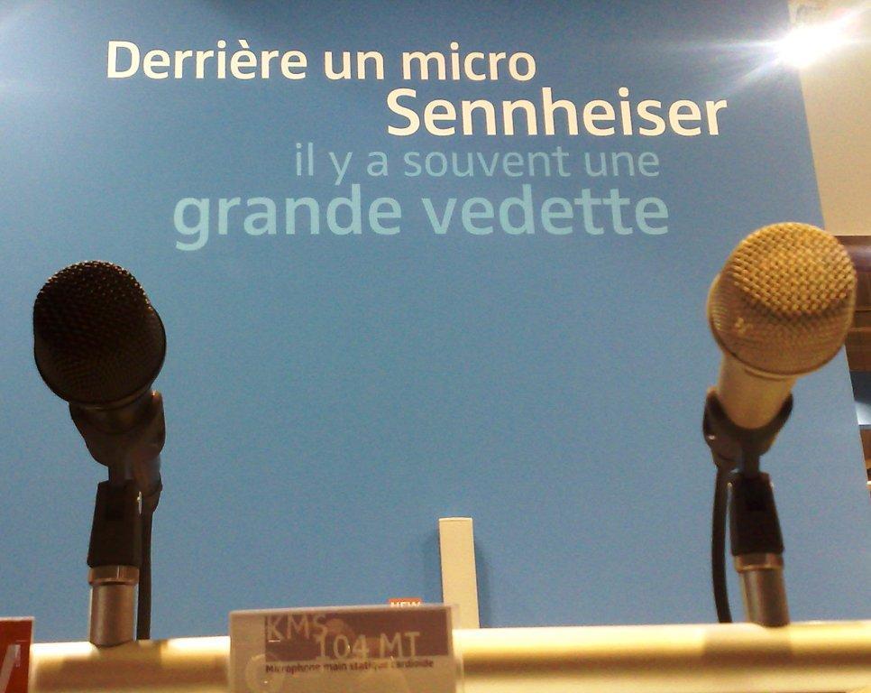 Micro Sennheiser