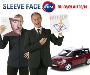 Sleeve face RFM