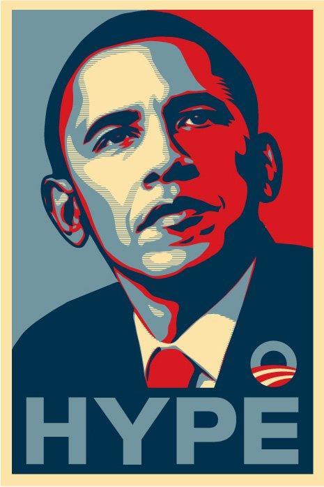 Obama Hype