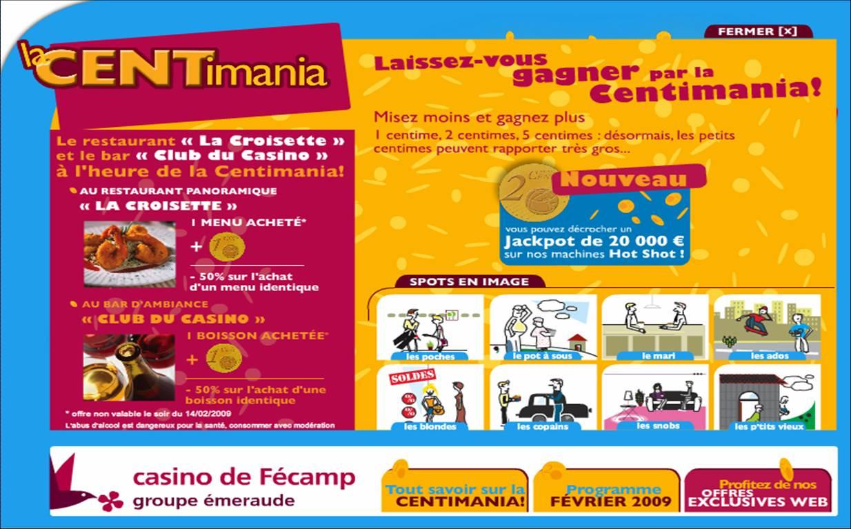 Casino Fecamp
