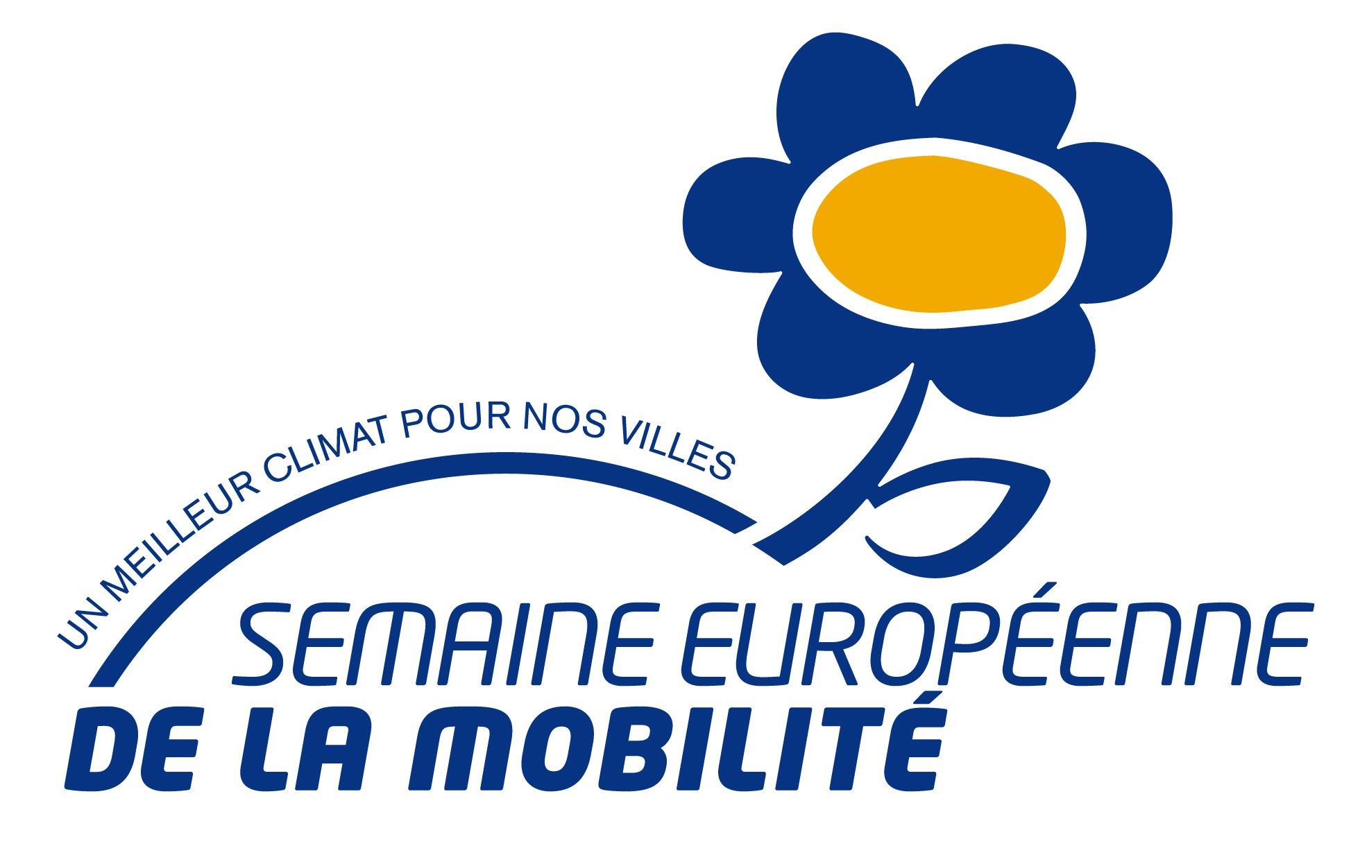 semaine de la mobilité logo