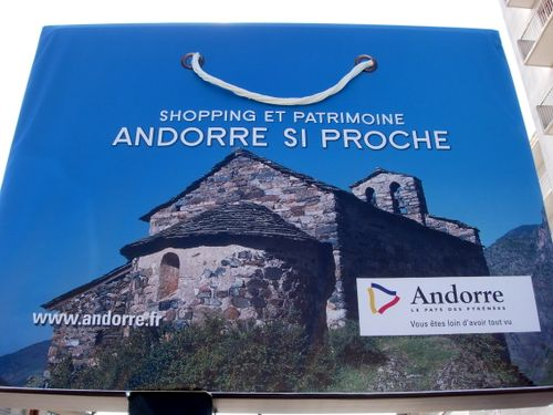 Shopping Andorre