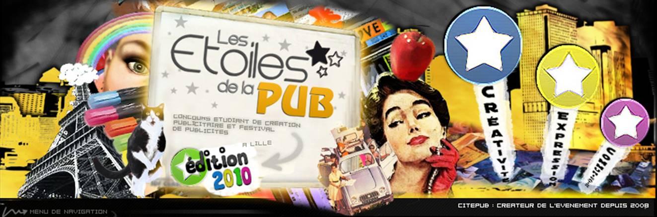 Etoiles de la pub Lille
